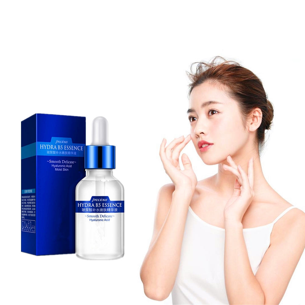 DISAAR Anti Wrinkle Facial Serum Hyaluronic Acid Liquid Six Peptides Anti Aging Collagen Face Lifting Firming Ageless