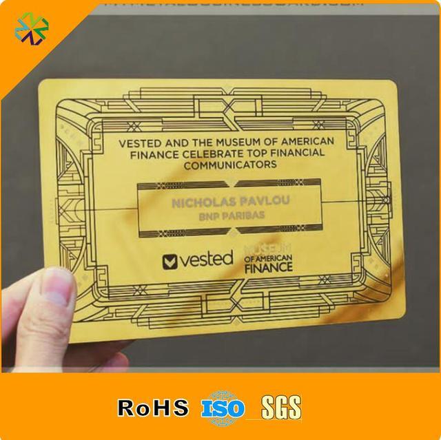 2016 hollow out golden metal business carddesign cut out gold metal 2016 hollow out golden metal business carddesign cut out gold metal cardstainless colourmoves