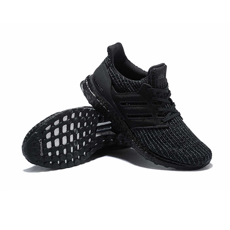 big sale aadf7 9ec79 Adidas Ultra Boost 4.0 UB 4.0 Popcorn Running Shoes Sneakers Sports for Men  Black BB6171 40-44 EUR Size M