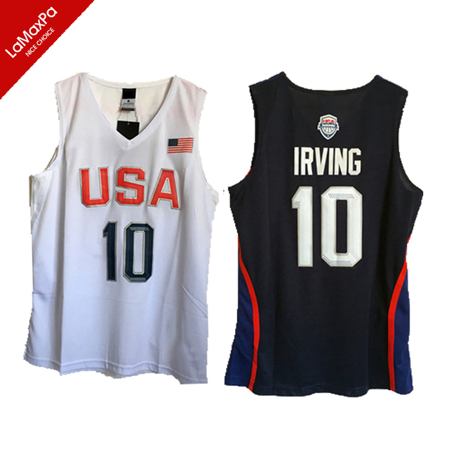 check out c507a 8fdbc Team 2016 USA Basketball Jersey Olajuwon O'Neal Penny Hardaway Karl Malone  Reggie Miller Grant Hill Throwback Jerseys-in Basketball Jerseys from ...