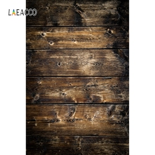 Laeacco Vintage Old Wooden Board Planks Grunge Doll Photographic Backgrounds Customized Photography Backdrops For Photo Studio