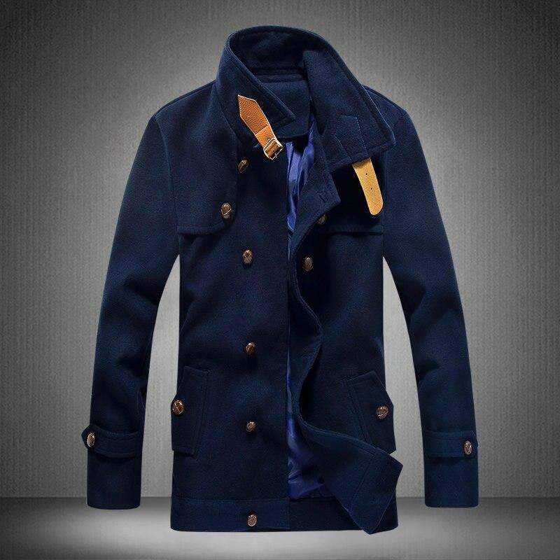 Designer Pea Coats - JacketIn