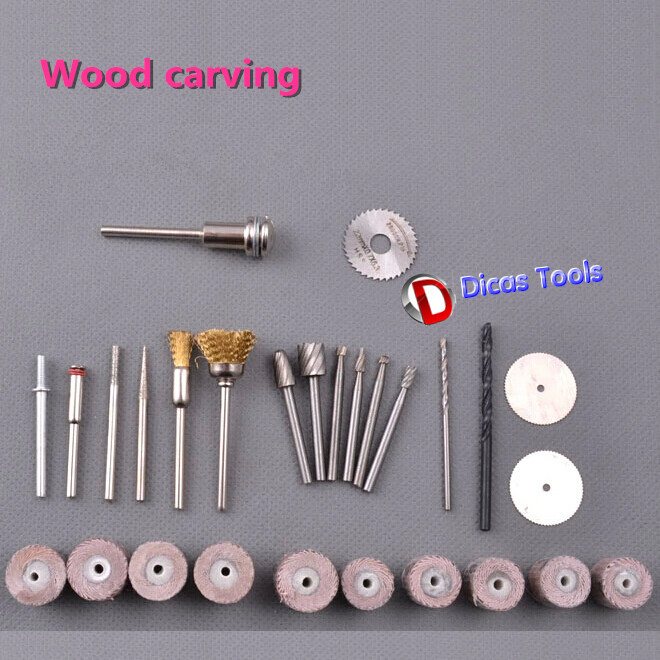 Wood carving electrical grinder accessories boutique electric grinding head and Power tool parts