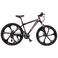 Altruism Q7 Mountain Bike 21 Speed Aluminum MTB 26 Bicycle Braking Bikes For Mens Road Racing