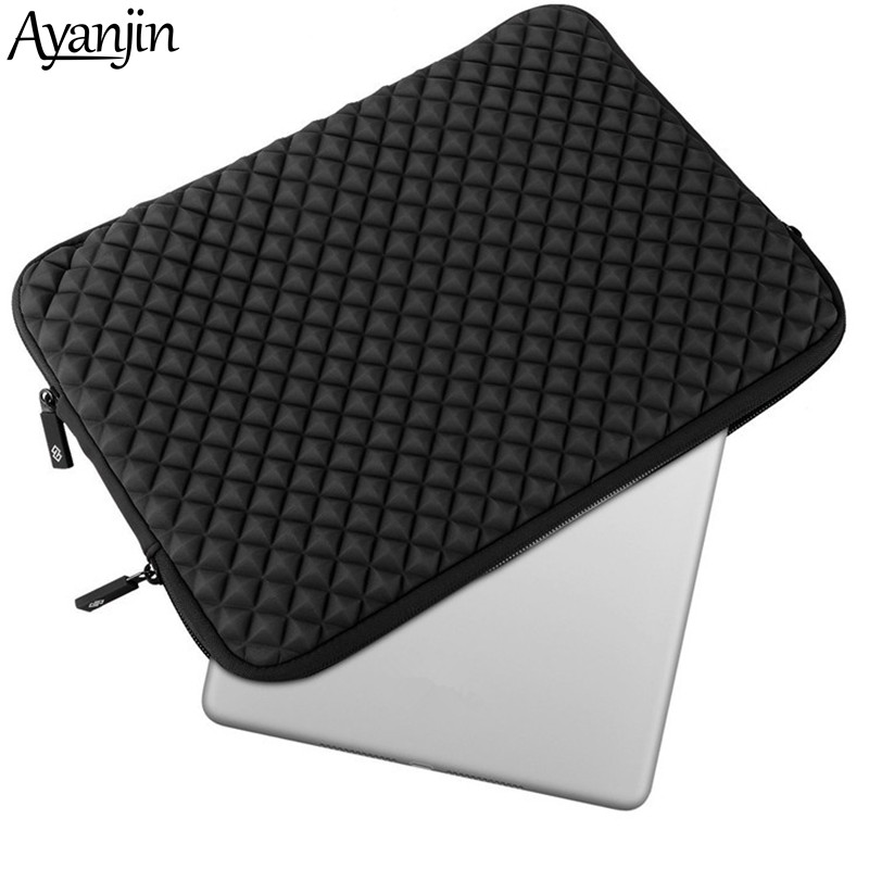 shockproof Sleeve Notebook Case 14 15 15.6 for Dell Samsung Macbook Air Retina Pro 11 12 13 13.3  cover women men Laptop Bag