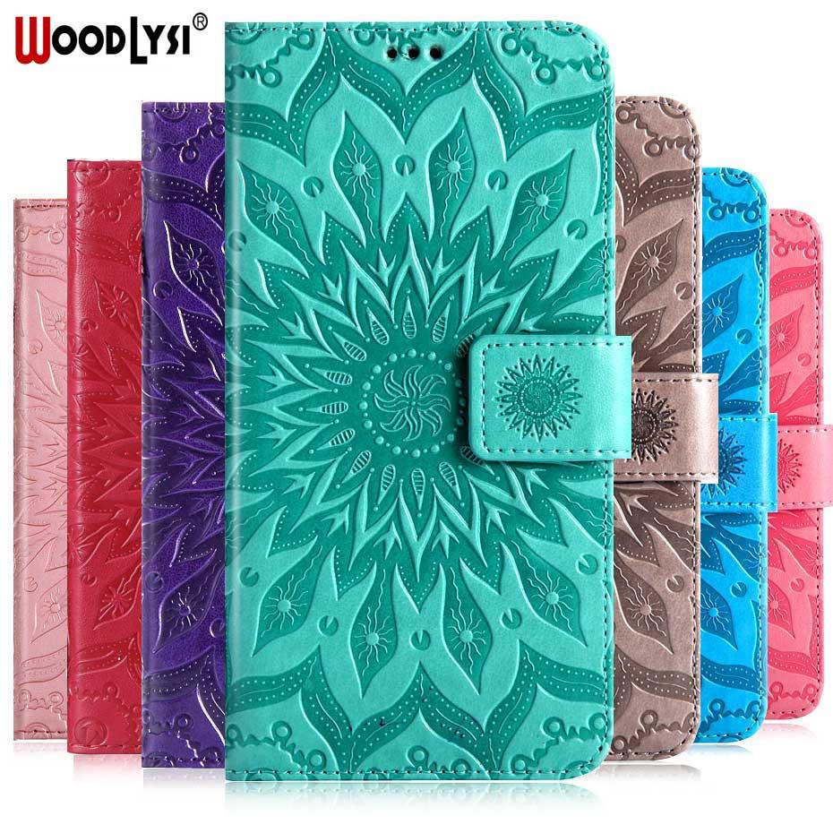 Flip Wallet Case For Xiaomi Redmi Note 4 4X 5 6 7 Pro PU Leather Phone CC9 CC9E K20