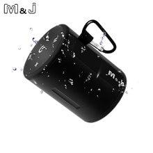 Мини Колонка m & j t2 беспроводная уличная водонепроницаемая