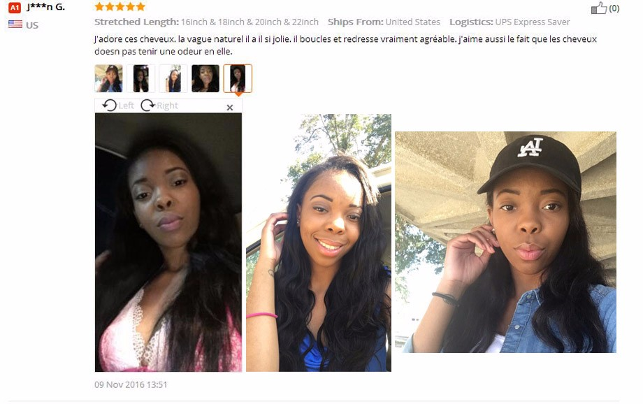 3 queen hair brazilian body wave