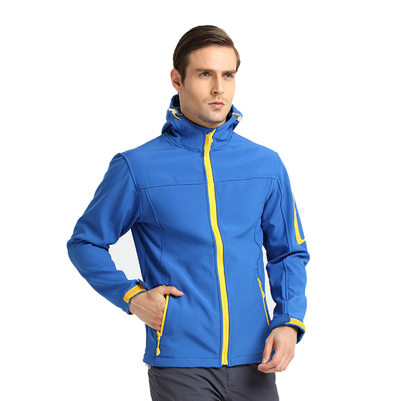 IEMUH Brand New Men Trekking Hiking Outdoor Windproof Sports Softshell Jacket Waterproof Male Camping Climbing Skiing Jacket