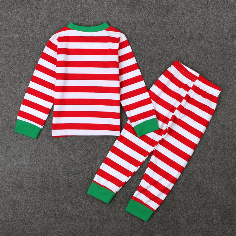 69ae05e2e4dc Aliexpress.com   Buy 2016 Baby Boys Girls Christmas Pajamas Kids ...