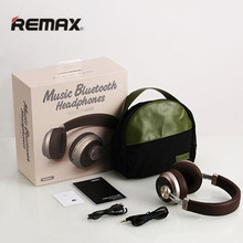 Remax wi-fi Bluetooth V4.1 headset HD HiFi music Bluetooth headset RB-500HB+Retail package deal