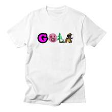 cb5d7576 Tyler The Creator tshirt men EARL Odd Future Cherry Bomb Wolf Gang Male  Battery Funny Cotton T-Shirt 2019 new Short Sleeve tops