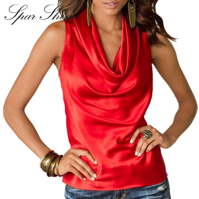 SPARSHINE Más Tamaño Multicolor Del O-cuello Camisas de La Gasa Mujeres de Moda