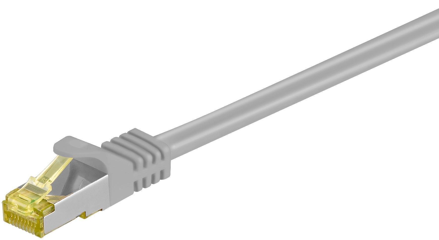 Câble réseau Rj45 FTP Cat7 pfmi de 30 mètres LSZH couleur grise 91675