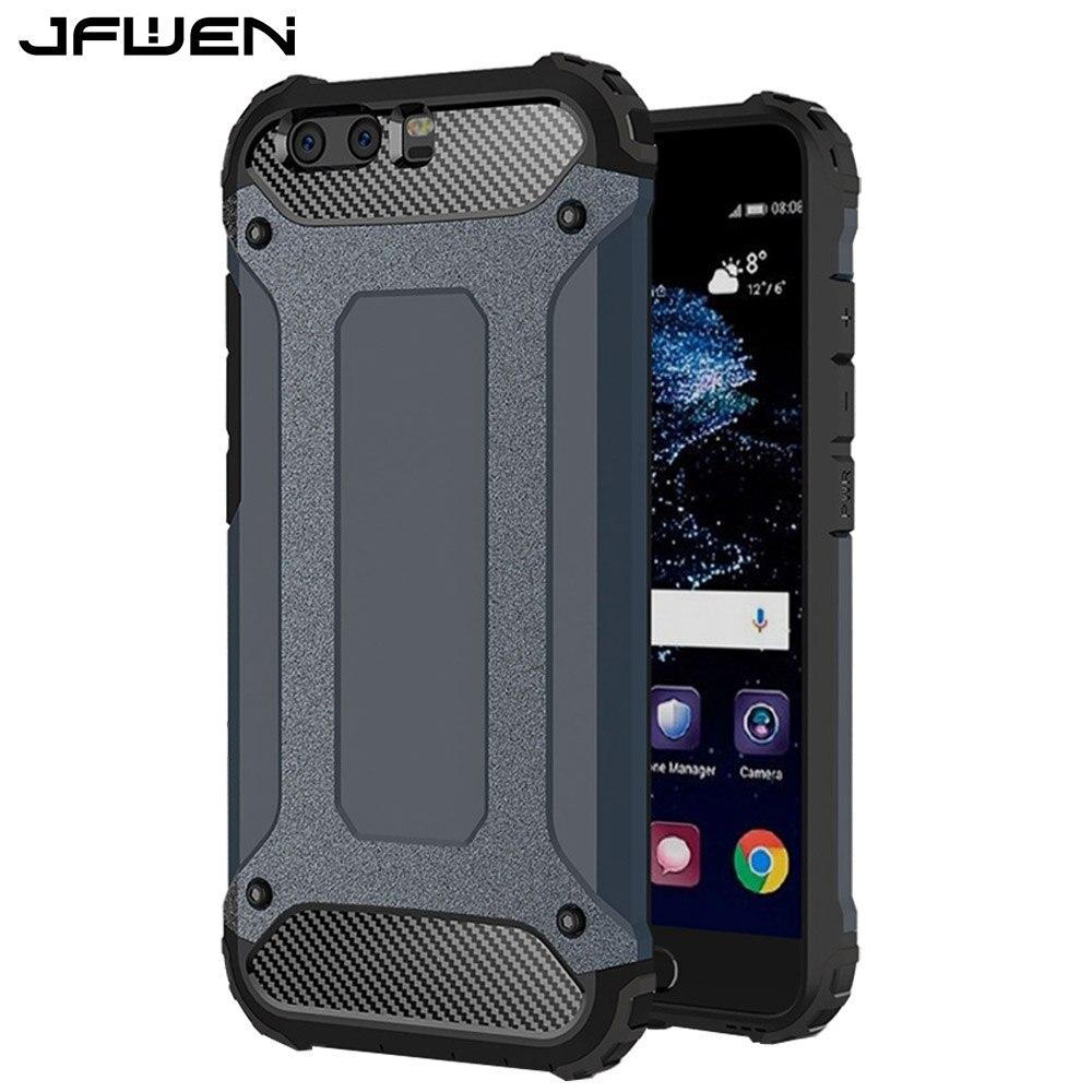 Para huawei p10 funda case armor duro cajas del teléfono móvil para huawei p10 c