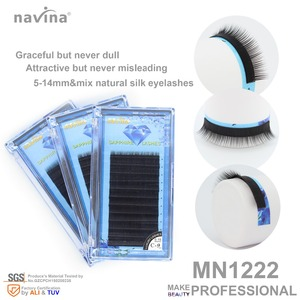 navina False eyelashes of make