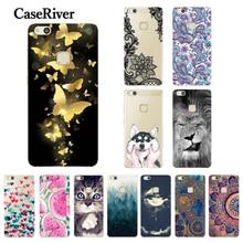 For Huawei P10 Lite TPU Case High Quality Cartoon Soft Silic