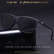 Vintage Classic Polarized Sunglasse 2019 Brand Designe Fashion  Driving Mirror Goggle Sun Glasses For Men New