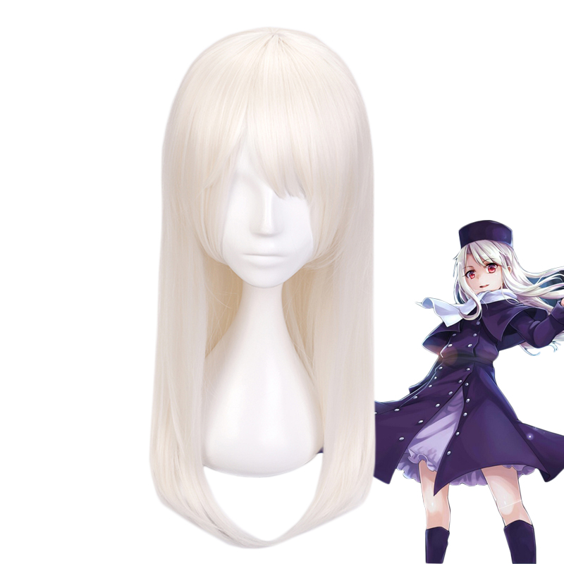 Anime Costumes Back To Search Resultsnovelty & Special Use Fate Stay Night Waver Velvet Short Wig Cosplay Costume Fate/grand Order Lord El-melloi Synthetic Hair Halloween Party Wigs Pretty And Colorful