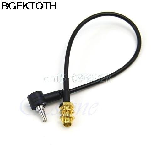 1 StÜck Stecker-adapter Crc9 Auf 9rp Sma-buchse Kabel Stecker-adapter Für 3g Usb Modem M126 Heißer Verkauf Hoher Standard In QualitäT Und Hygiene