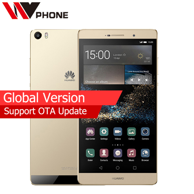 Original Global Version Huawei P8 MAX 3G Ram 64G Rom 6.8 Inch LTE Mobile phone 1920*1080P Big Battery 4360mAh Rear 13.0MP