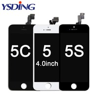 Original Ysding LCD Screen For IPhone 5S 5C 5 5G Display 6 6s Lcd With Digitizer
