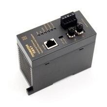 Industrial Ethernet multimode fiber link adapter for 62.5/125um50/125um maximum transmission distance 5km