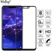 Full Cover Screen Protector For Huawei Mate 20 Lite Glass 6.3