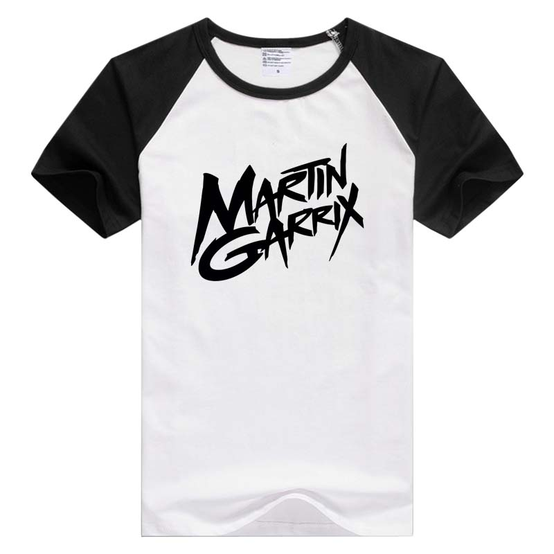 FOR Music DJ Martin Garrix short sleeve casual Men Women T-shirt Comfortable Tshirt GA588