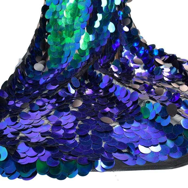 Ins популярный дизайнерский материал, большая зеленая УФ лазерная ткань AB цвета блесток, крошечная эластичная сетка на праздник, украшение для платья, швейная ткань|Ткань|   | АлиЭкспресс