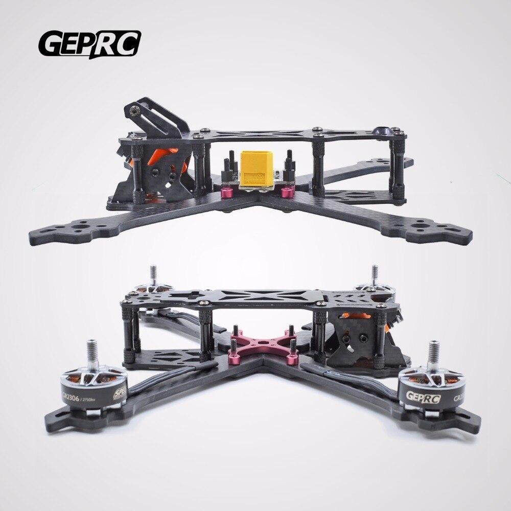GEPRC GEP Mark2 Mark 200 มม. 230 มม. 260 มม. X Quacopter Drone ชุดกรอบ 4 มม. แขน Board 3 K คาร์บอนไฟเบอร์ 3 ~ 4 S สำหรับ DIY Multirotors-ใน ชิ้นส่วนและอุปกรณ์เสริม จาก ของเล่นและงานอดิเรก บน   3