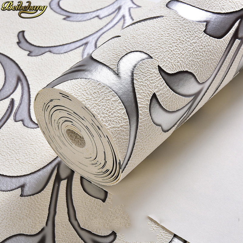 beibehang European hook flower wall papers home decor Luxury Striped Wallpaper For Walls 3d wall paper living room decorationbeibehang European hook flower wall papers home decor Luxury Striped Wallpaper For Walls 3d wall paper living room decoration