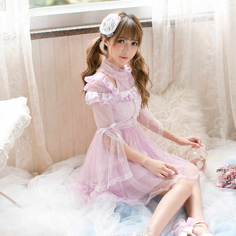 b4fcb0fe674cd Detail Feedback Questions about Princess sweet lolita dress Candy ...