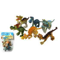 6pcs Lot Dinosaur Toy Set Plastic Play Toys Dinosaur Model Action And Figures Best Gift For