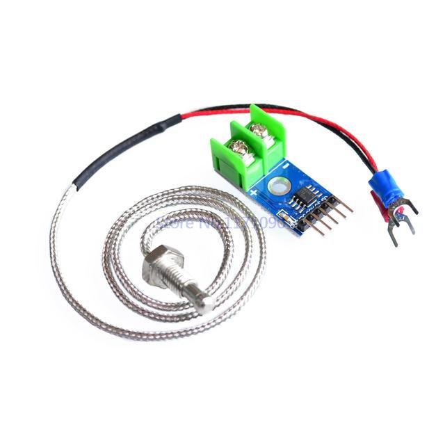 MAX6675 Module + K Type Thermocouple Thermocouple Senso Temperature Degrees Module for arduino