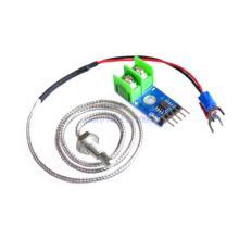 MAX6675モジュール + kタイプ熱電対熱電対戦争温度度モジュールarduinoのための