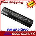 Bateria do portátil para HP Pavilion DV6500 DV6600 DV6700 DV6800 DV6900 DV9000 DX6000 DX6500 G6000 G7000 HSTNN-DB42 HSTNN-LB42