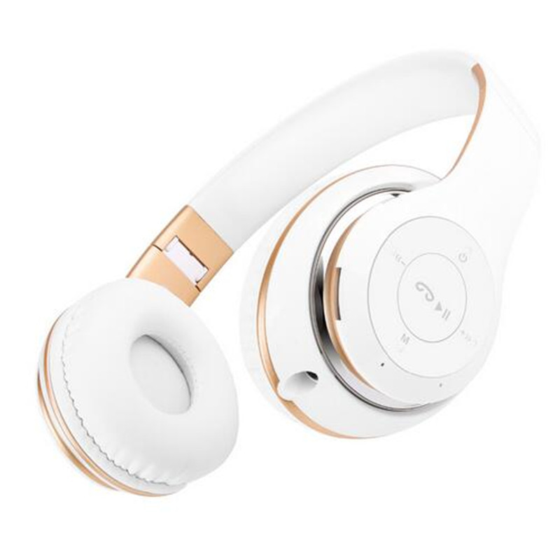 ФОТО Sound Intone BT-09 Bluetooth Headphones Wireless Stereo Headsets earbuds Over-ear with Mic TF Card FM Radio for iPhone Samsung 6