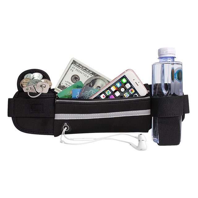 Hip Bum Waist Bag Belt For Men Women Fanny Pack Banana Pouch Bananka Male Female Money Phone On Handy Bumbag Waistbag Fannypack