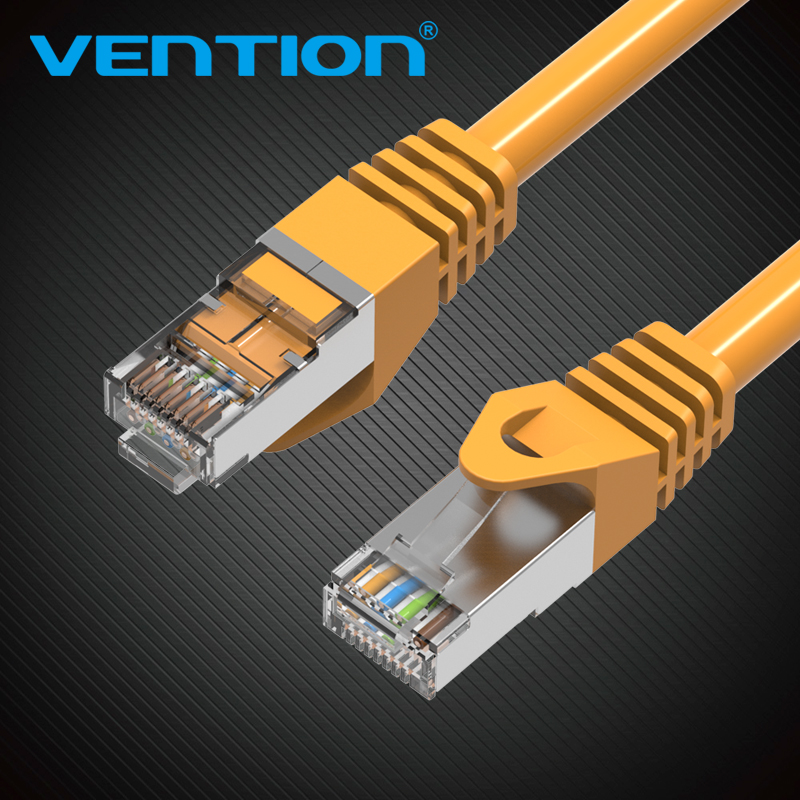 Vention Cat6 Rj45 Patch Ethernet Cord Cat 6a Lan Network