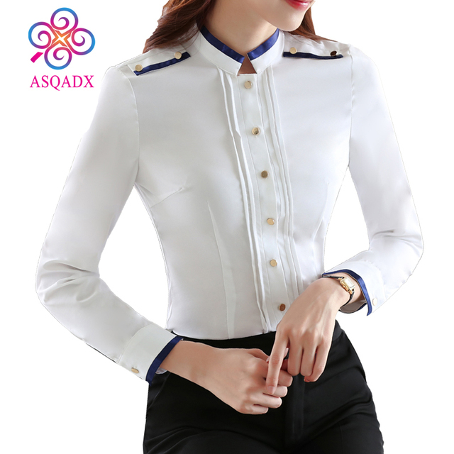 2017 camisa de la blusa más tamaño mujer feminino tops y