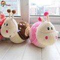 20 cm Moda Caracol pequeno boneca de brinquedo de Pelúcia com otário brinquedos para crianças acessórios do casamento boneca de brinquedo Para O Presente das Crianças Dos Miúdos brinquedos