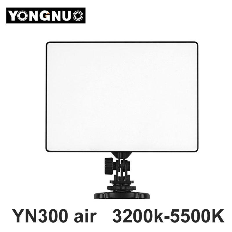 YONGNUO YN 300 YN300 YN 300 Air LED font b Camera b font Video Light 3200K