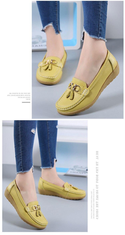 Spring women genuine leather shoes HTB19Zw2aXyZBuNjt jJq6zDlXXaZ