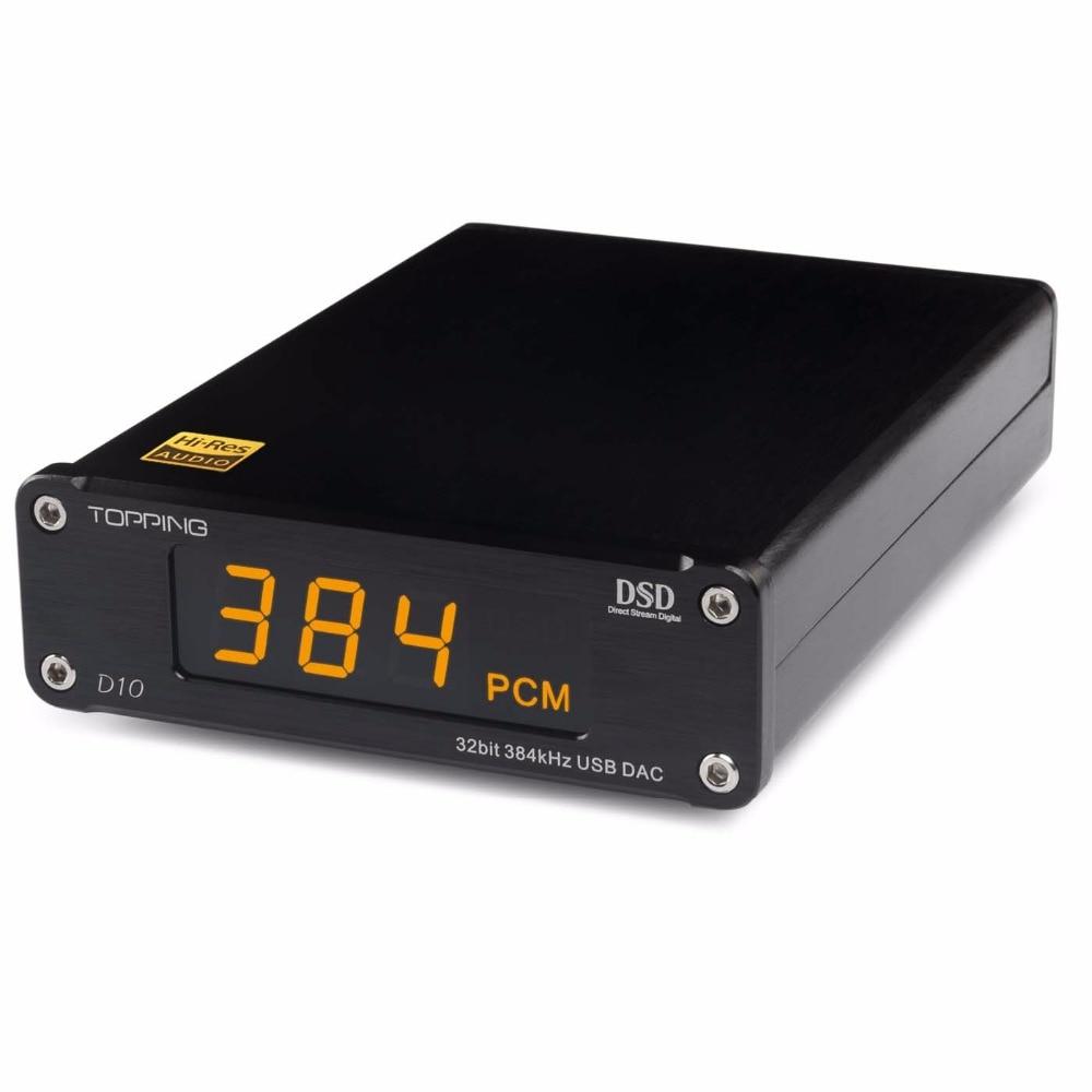 Digital-analog-wandler Nachdenklich Neue Richt D10 Usb Dac Optical Coaxial Ausgang Xmos Es9018k2m Opa2134 Audio Verstärker Decoder Buy One Give One