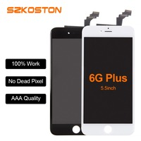 LCD Display Screen For Iphone 6 Plus Touch Screen Digitizer Top Quality Digitizer 5 5 Inches