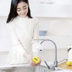 Image 4 - Youpin ZJ Automatic Sense Infrared Induction Water Saving Device Water Diffuser Kitchen Bathroom Sink Fauce