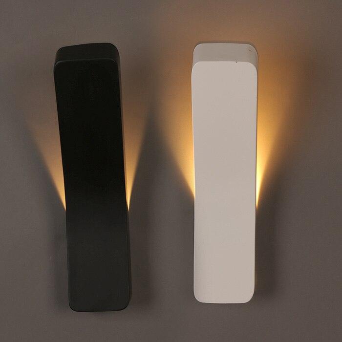 Vriendelijk Moderne Led Geometrische Wandlamp Slaapkamer Nachtkastje Restaurant Woonkamer Wandkandelaar