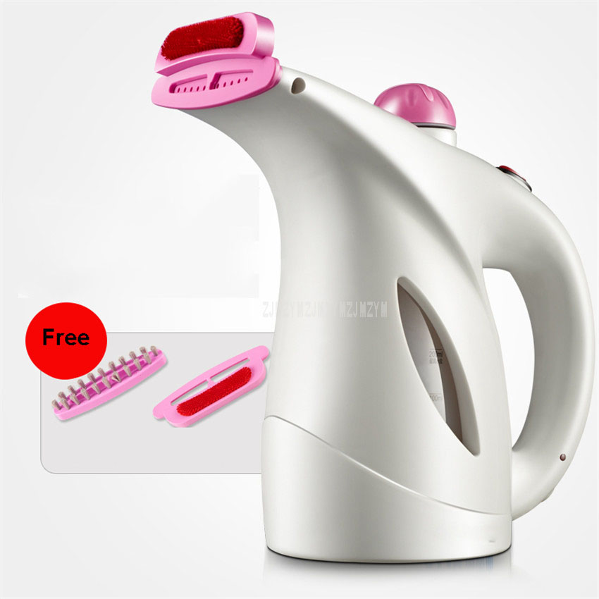 Portable HandHeld Steam Ironing Machine Garment Steamer Home Appliance Steamer Brush For Home Humidifier Facial Steamer GS-5158