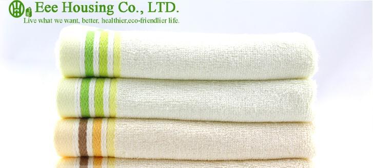 Free Shipping,Soft 100% Bamboo Fiber Face Towel, Eco-friendly 33cm*72cm,organic Bamboo Towel Anti-bacterial Organic Bamboo Towel